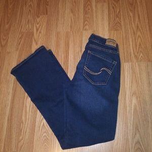 Levi Curvy Bootcut Jeans Woman 27